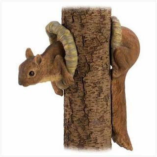 Woodland Squirrel Tree Decor - Awesome Sauce Gifts