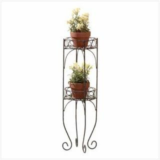 Wrought Iron Plant Stand - Awesome Sauce Gifts