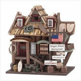 Wooden Restaurant  Bird House - Awesome Sauce Gifts
