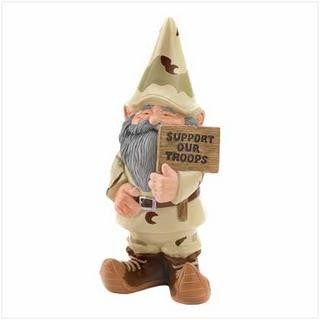 Support Our Troops Gnome - Awesome Sauce Gifts