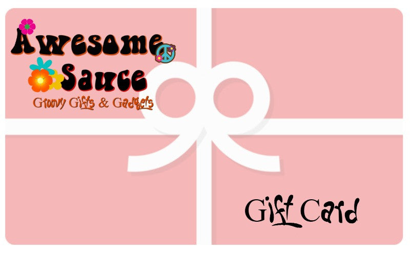 Awesome Sauce Gift Card $5.00 - $100.00