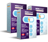 Indezone Energy Triple Pack