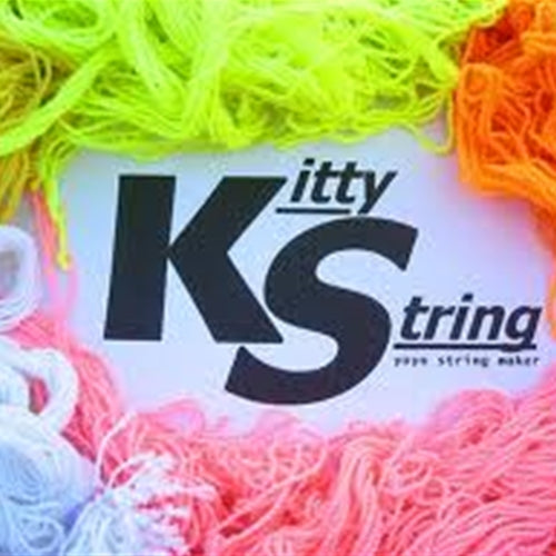 Kitty String 10 Pack Yo-Yo Strings TALL FAT