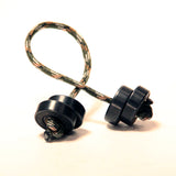 Big Larry's - Black Steel Bearing Begleri