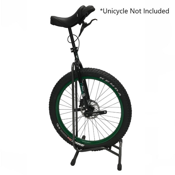 "Unicycle Stand -Willworx Superstand Extreme, Fits up to 3"" tires"