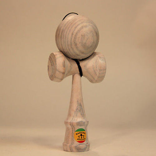 Bahama Kendama Deluxe Stained Zebrawood Kendama