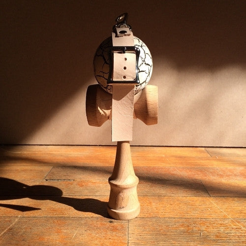 Adjustable Leather Kendama Holder