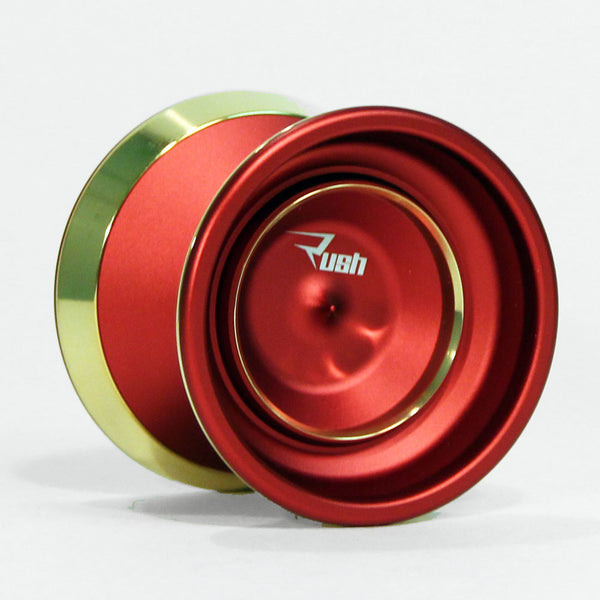 The Rush Bi-Metal Yo-Yo by yoyo Zeekio