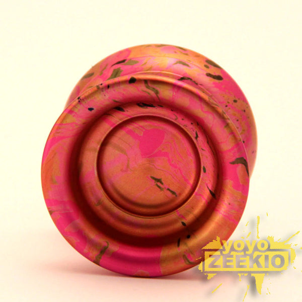 Aftermath Apocalypse Yo-Yo - yoyo Zeekio and Twisted Stringz Collaboration