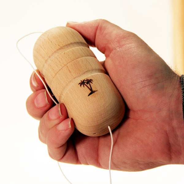 Bahama Kendama Capsule - BK version of a pill shaped Kendama Style toy