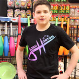 Josh Horton Signature Graphic Stretch Tee Shirt - All Sport - Quick Drying