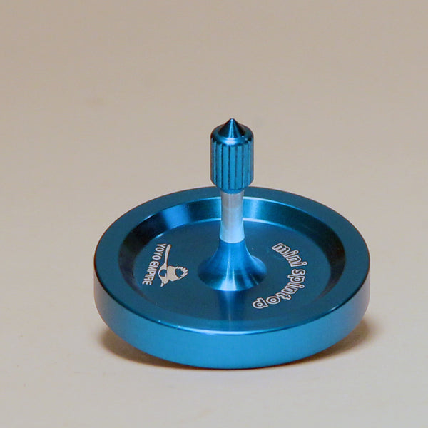 Mini Spin Top - Anodized Aluminum - Crazy Long Spins