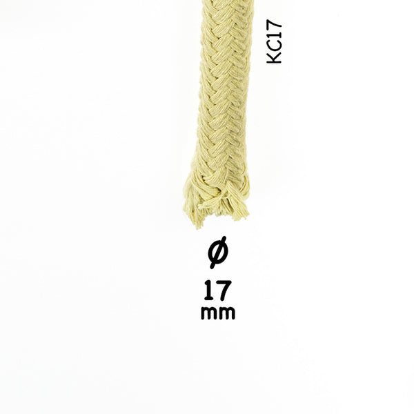 Play Kevlar Rope - Fire Toys Replacement Rope- Sold by the Foot
