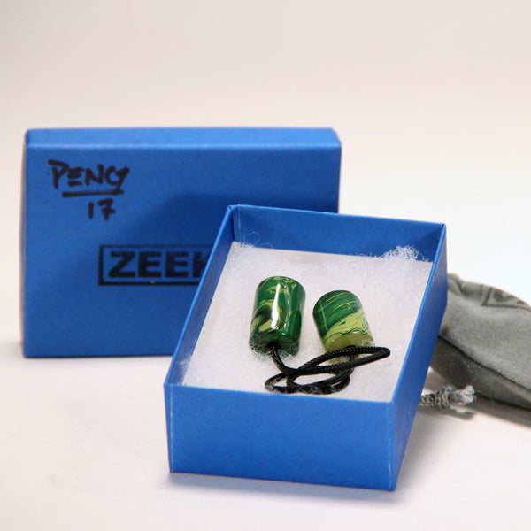 Zeekio Begleri - Hand Painted Steel fidget toy - by Peng