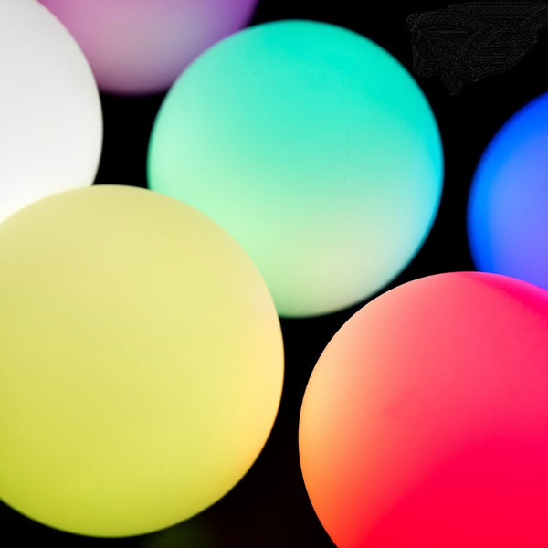 PLAY LED GLOW BALL - 70 MM - 150 GR