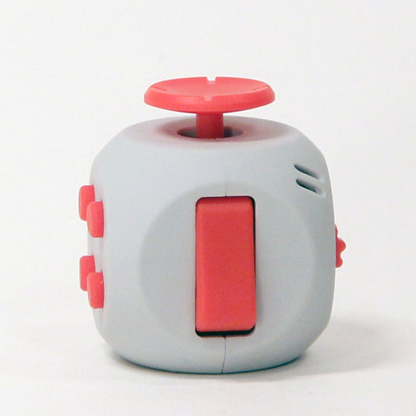 Rounded Corner Fidget Cube - ADHD toy - Great for just keeping you hands busy
