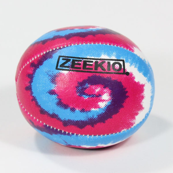 Zeekio Tie Dye Festival Juggling Ball - 120g - Beginner to Pro - Single Ball