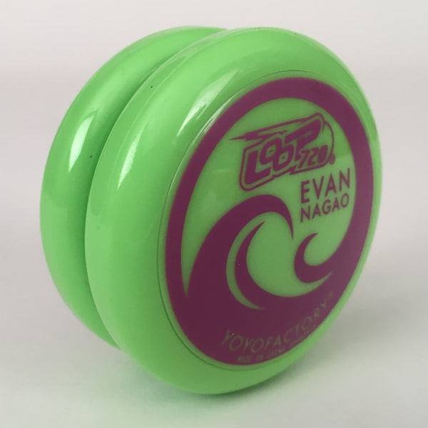 YoYoFactory Loop 720 - Looping Yo-Yo -Evan Nagao Edition -