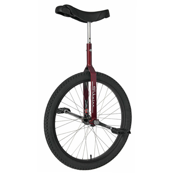 "Schwinn 24"" Retro Unicycle (Red)"