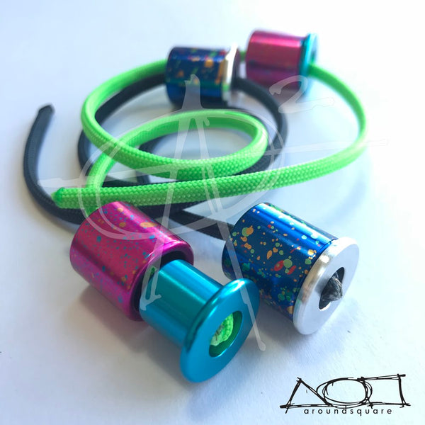 AroundSquare Modern Standard Begleri- Precision Machined- Aluminum Splash