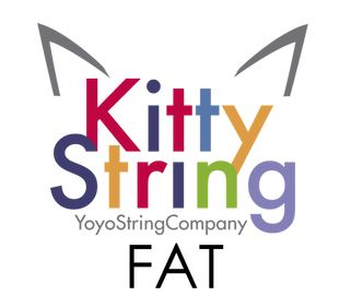 Kitty String Yo-Yo String 10 pk - FAT