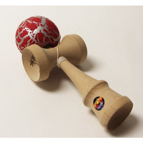 Bahama Kendama Grand Bahama Crackle Design- Jumbo