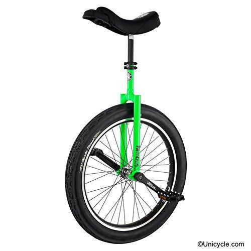 "Nimbus 24"" Gargoyle Unicycle with Disc Hub"
