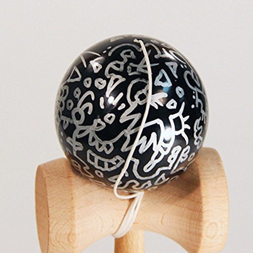 Bahama Kendama Limited Edition Hand Painted - by Peng
