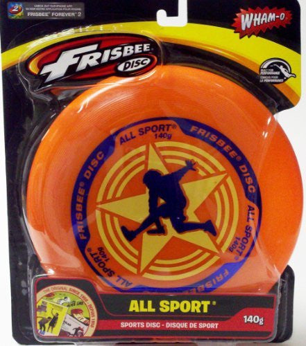 Wham-O All Sport World Class 140g Frisbee