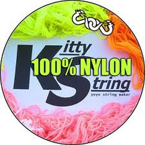 Kitty String Yo-Yo String 10 pk - Nylon