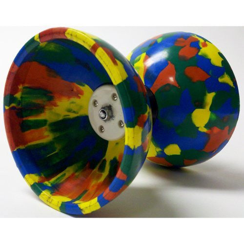 Zeekio Triple Threat Diabolo