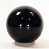 Zeekio Black Acrylic Contact Ball - Body Juggling - 80mm