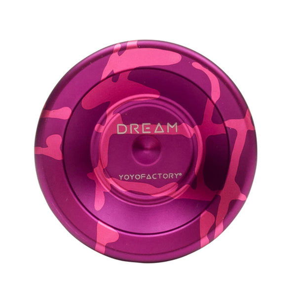 YoYoFactory Aluminum Dream Yo-Yo -Straight V-Shape Profile YoYo