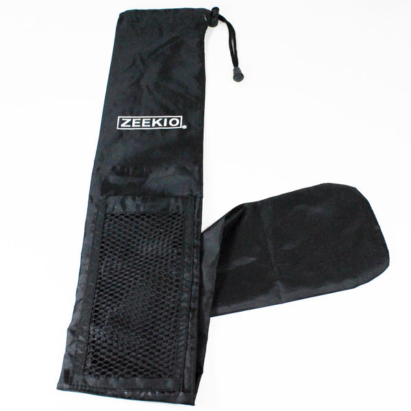 "Zeekio Juggling Devil Sticks Bag with Drawstring Closure - 30"" Length"