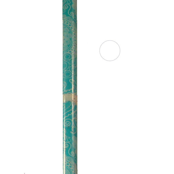Z-Stix Flower Juggling Stick- Devil Stick- Paisley Series- Choose the Perfect Size