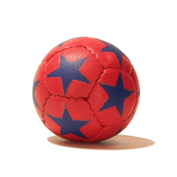 Zeekio Satellite Juggling Balls - Millet filled-67mm-125g - Great Grip - 12 Panel- Single Ball