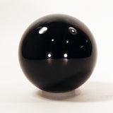 Zeekio Black Acrylic Contact Ball - 100mm - Approx. 4""