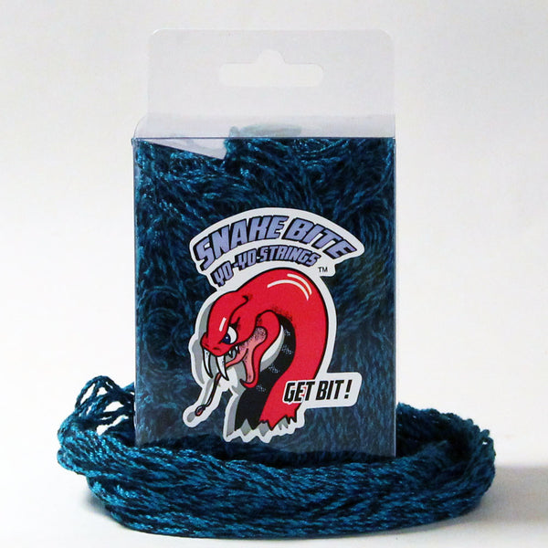 100 Pack Snake Bite String- 100% Polyester Yo-Yo Strings