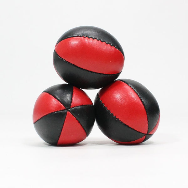 Zeekio Zeon 6 Panel 100g Juggling Balls - Set of 3