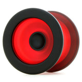 iYoYo SPiNMASTER X Yo-Yo - Machined Polycarbonate 7075 Aluminum Rings - Finger Spin Zone!