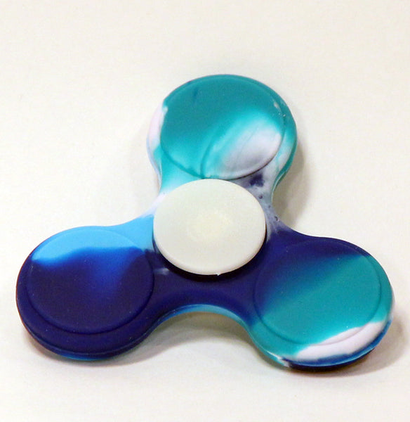 Silicone Hand Spinner - Fidget Toy (Whirlpool)