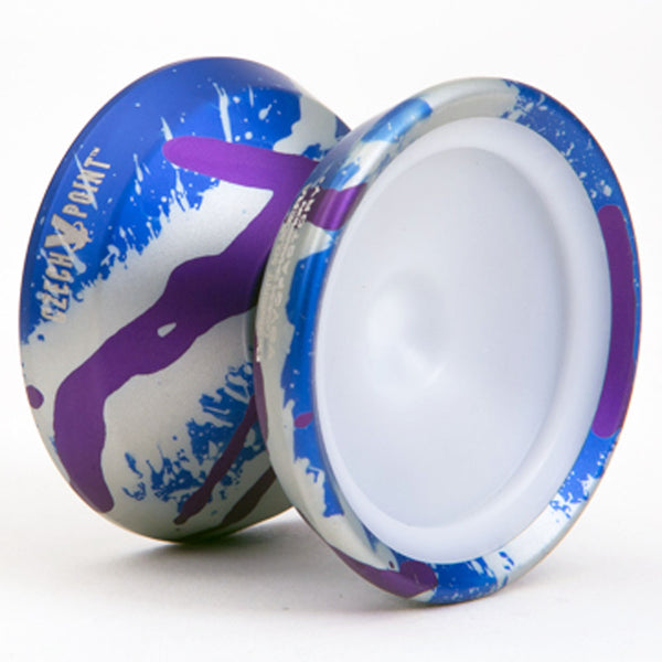 YoYoFactory Czech Point Pivot 2018 Version Yo-Yo- POM Fingerspin Cap-