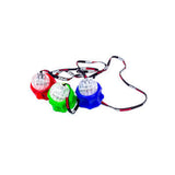 Zing Dama Flip and Catch LED Skill Toy (1 PACK)