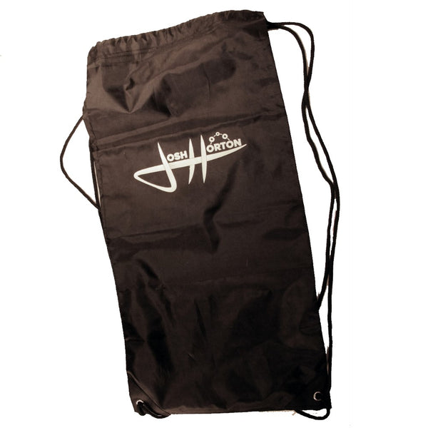 "Josh Horton Signature Juggling Bag - Durable Nylon Drawstring Bag- Large 12""x 24"""