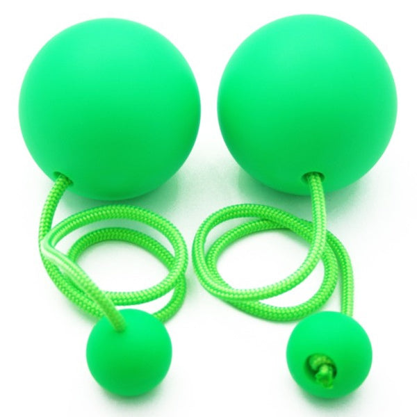 Play Pair of Contact Poi Pro with 90mm Stage Ball