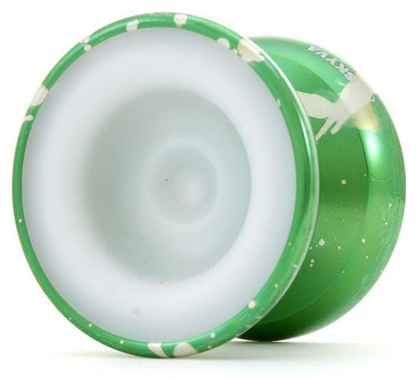 MagicYoYo 7075 Aluminum Skyva Yo-Yo - POM Sidecap Containing the Fingerspin Scoop -