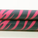 Z-Stix Flower Juggling Stick- Devil Stick- Zebra Series- Choose the Perfect Size