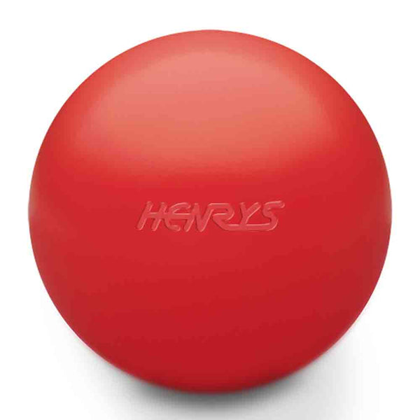 Henrys HiX Russian Juggling Ball - 67mm - Made out of TPU plastic - PVC free - Single Ball