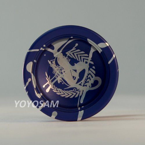 Magic Yo-Yo N12 Aluminum Yo-Yo