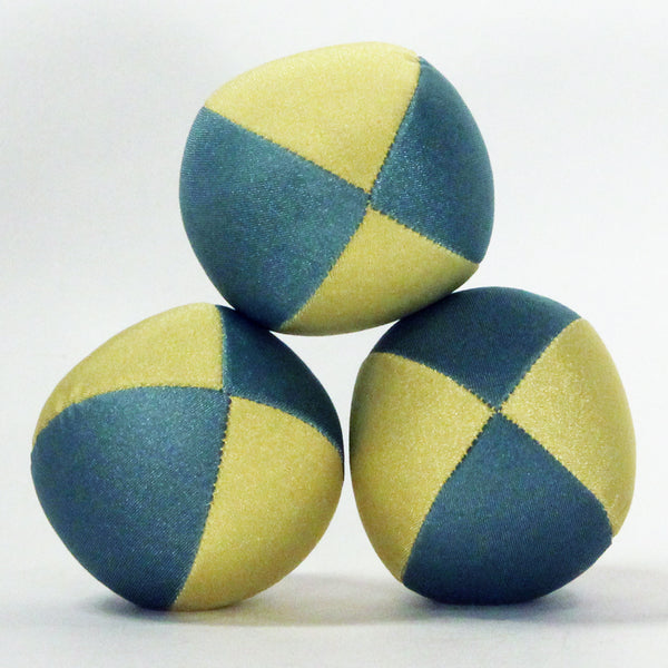 Zeekio Cirrus 140-Gram Lycra Juggling Balls - Set of three